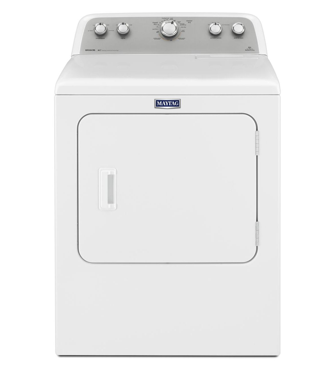 Maytag Bravos Dryer With 10 Year Limited Parts Warranty