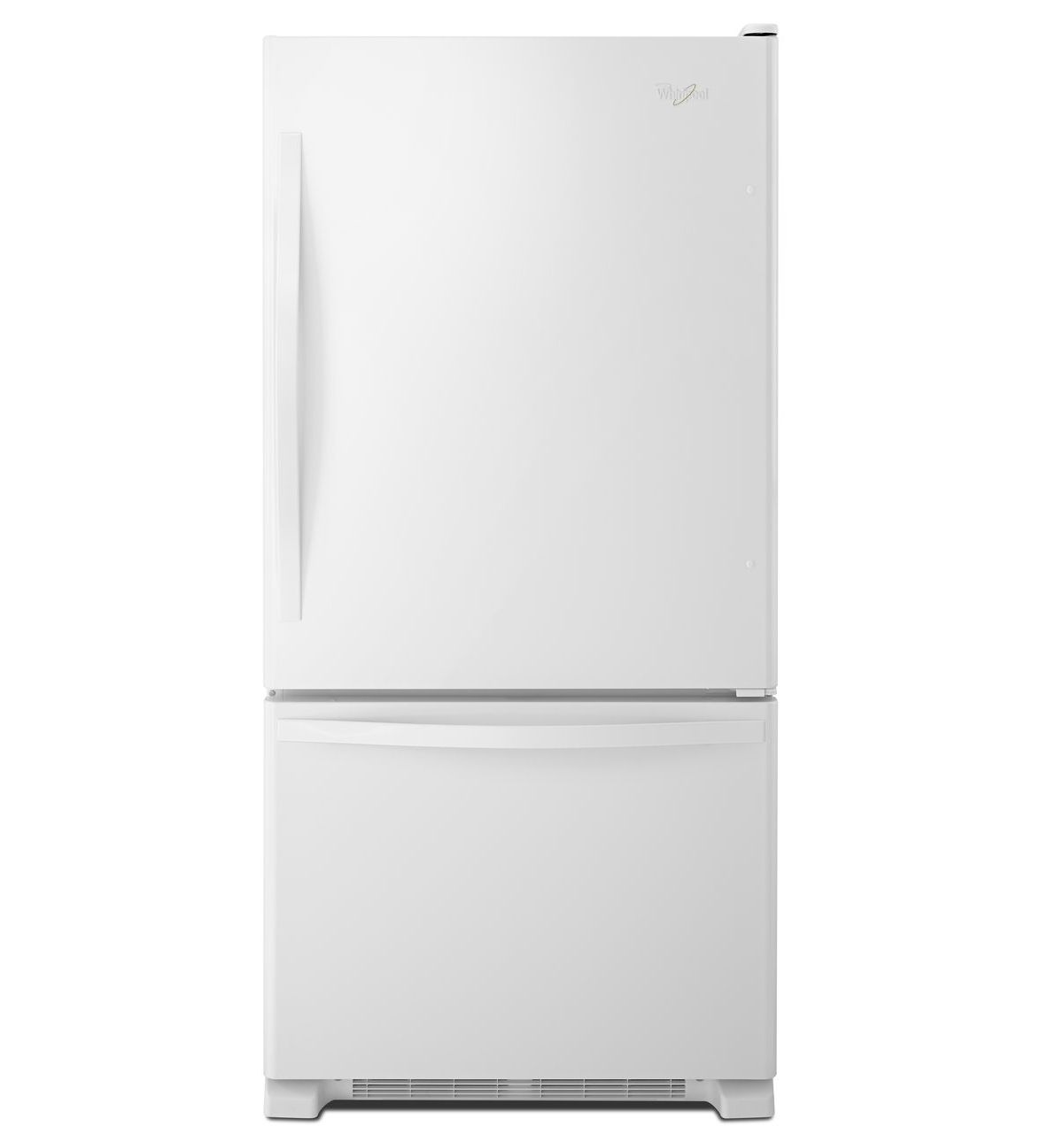 30 Inches Wide Bottom Freezer Refrigerator With Spillguard
