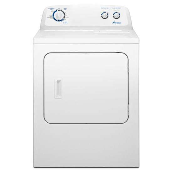 7 0 Cu Ft Top Load Electric Dryer With Interior Drum