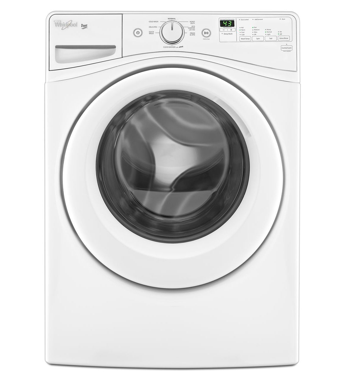 colors cycle washing machine