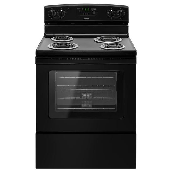 30-in. Amana® Electric Range Oven With Storage Drawer