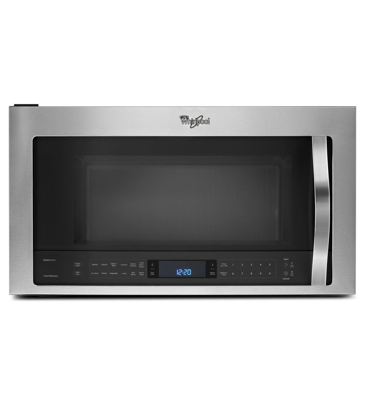 Microwave Hood Combination With True Convection 08mic