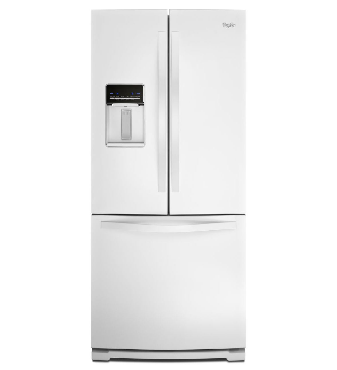 Exceptionnel ... French Door Refrigerator With Exterior Water Dispenser U2013 19.7 Cu. Ft.  82RE