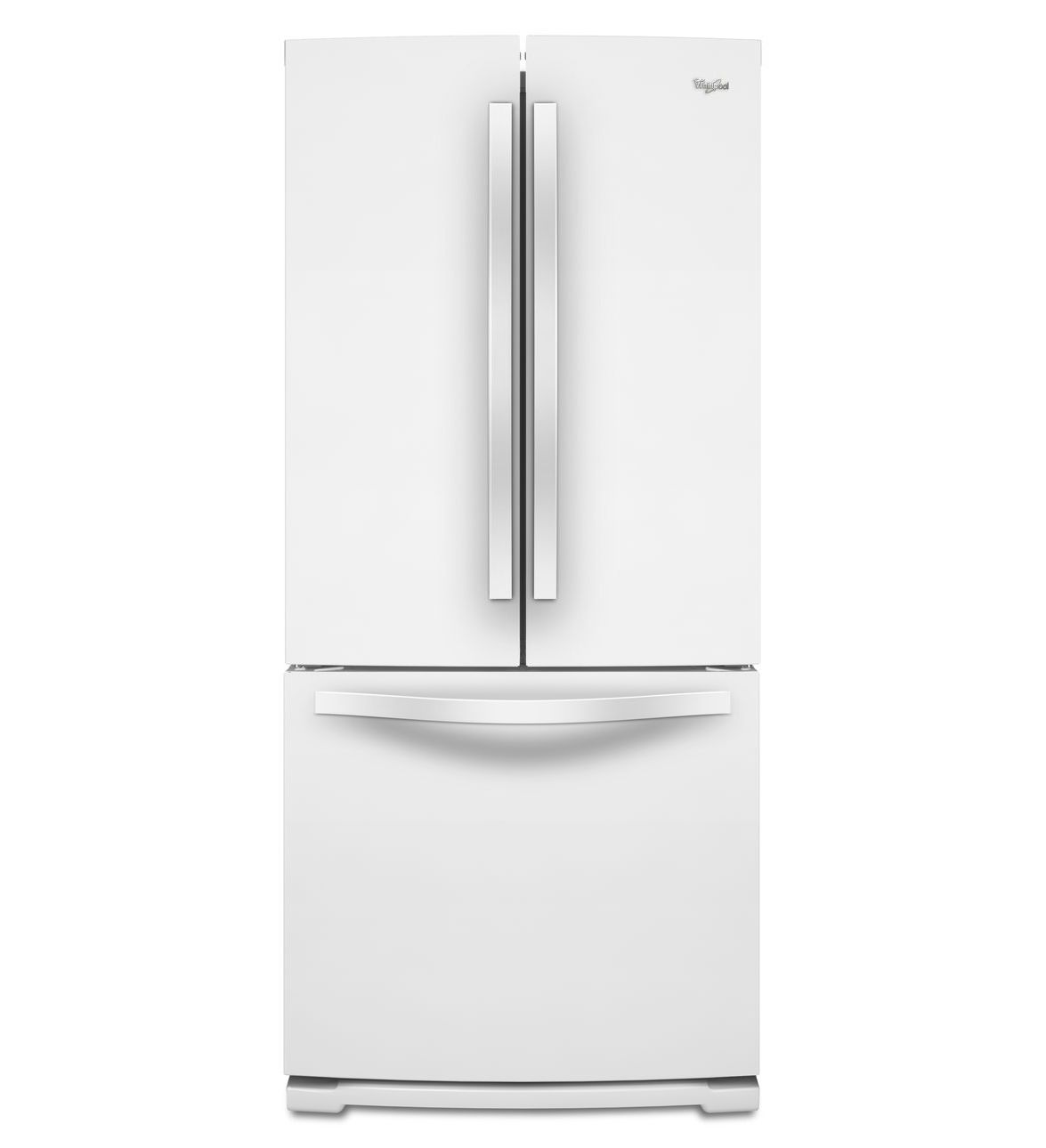 30 Inch Wide French Door Refrigerator 19 7 Cu Ft